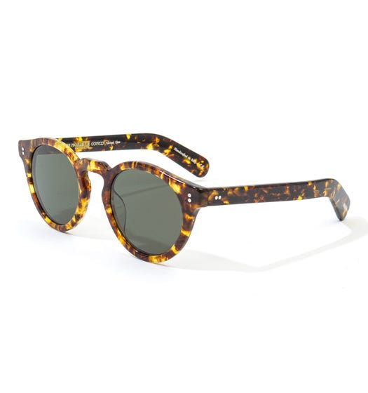 Oliver Peoples Martineaux Sunglasses - 382 Tortoise Shell