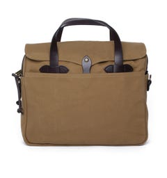 Filson Original Tan Briefcase