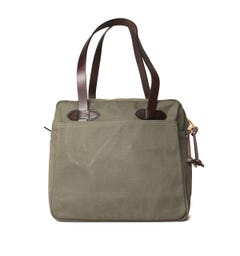 Filson Otter Green Tote Bag