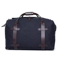 Filson Medium Navy Duffel Bag