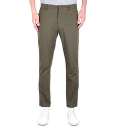 NN07 Theo 1500 Khaki Regular Fit Chinos