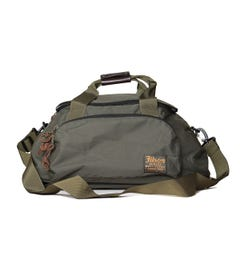 Filson Otter Green Ballistic Duffel Backpack
