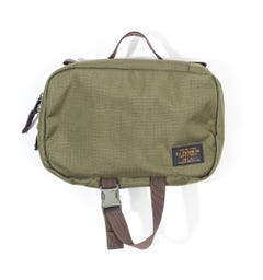 Filson Ripstop Travel Pack Nylon Bag - Otter Green