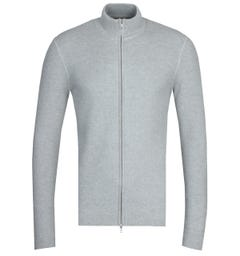 NN07 Patrick 6194 Grey Zip Sweater