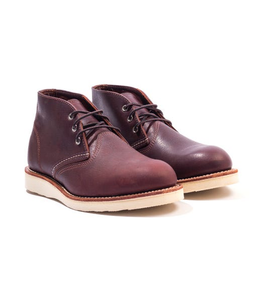 Red Wing 3141 Briar Oil Slick Heritage Work Chukka Boots
