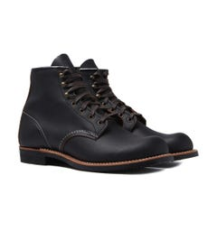 Red Wing 3345 Blacksmith Black Prairie Leather Boots