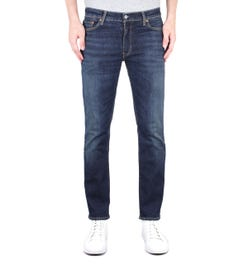 Levi's 511 Slim Fit Deep Indigo Denim Jeans