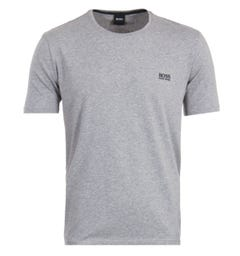 BOSS Bodywear Mix & Match Grey Marl Crew Neck T-Shirt