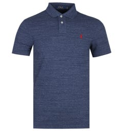 Polo Ralph Lauren Slim Fit Polo Shirt - Blue