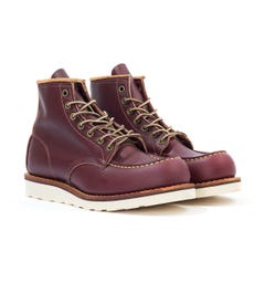 Red Wing 8856 Classic Moc Toe Boots - Oxblood