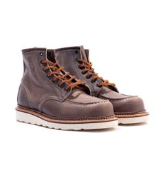 Red Wing 8883 Classic Moc Toe Boots - Concrete