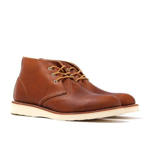 Red Wing 3140 Oro-iginal Heritage Work Chukka Boots