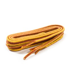 Red Wing Gold & Orange Boot Laces
