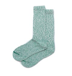 Red Wing Cotton Ragg Crew Kelly Green Boot Socks