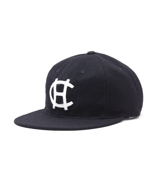 Ebbets Field Flannel College of the Holy Cross 1952 Black Cap