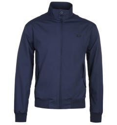 Fred Perry Made In England Harrington Jacket - Navy