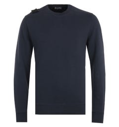 MA.Strum Core Crew Neck Sweatshirt - Ink Navy