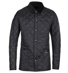 Barbour Liddesdale Black Padded Jacket