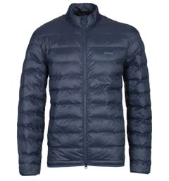 Barbour Penton Navy Quilted Jacket