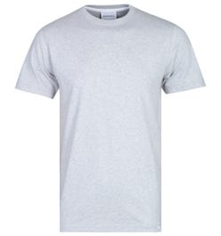 Norse Projects Niels Standard T-Shirt - Light Grey