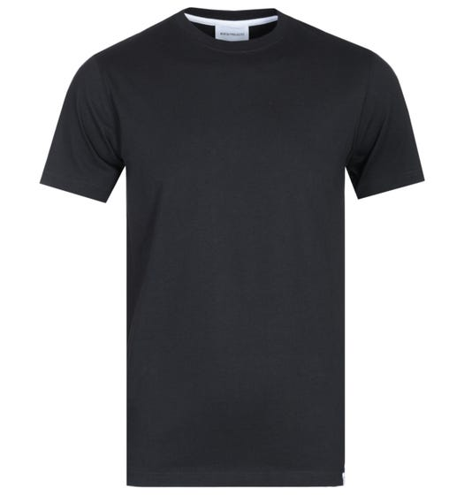 Norse Projects Niels Standard T-Shirt - Black