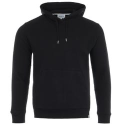 Norse Projects Vagn Hooded Sweatshirt - Black