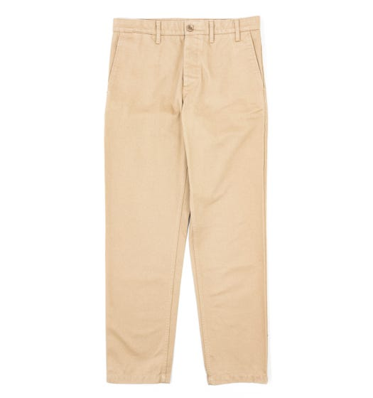 Norse Projects Aros Heavy Chino - Utility Khaki