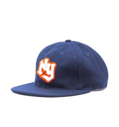 Ebbets Field Flannel New York Knights 1939 Navy Cap