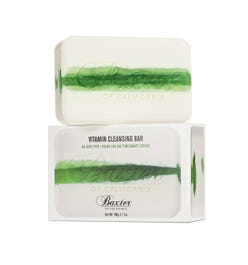 Baxter of California Vitamin Enriched Italian Lime Cleansing Bar