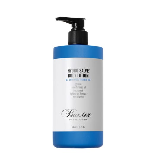 Baxter of California Herbal-Musk Hydro Salve Body Lotion