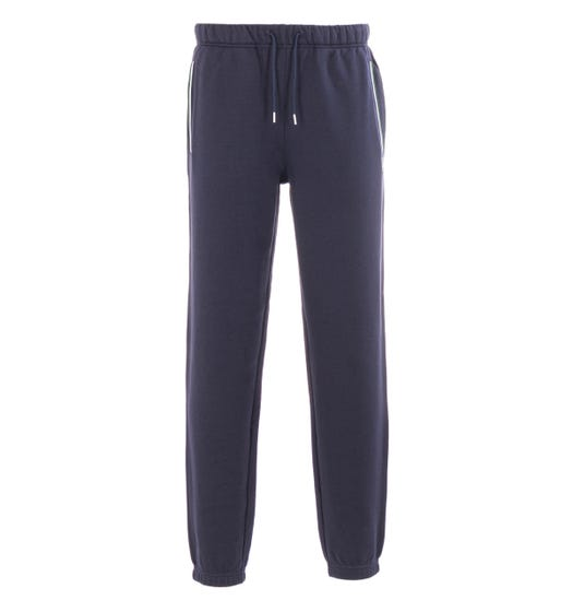 Fred Perry Loopback Navy Joggers
