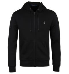 Polo Ralph Lauren Black Tech Fleece Hoodie