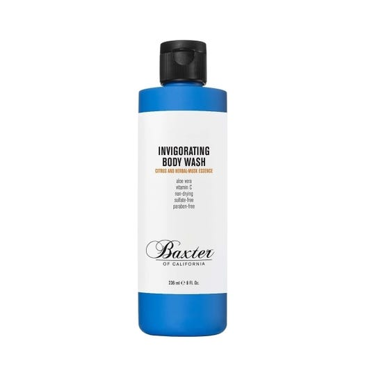 Baxter Herbal Citrus Body Wash 236ml