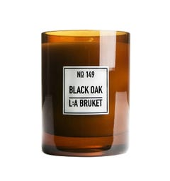 L:A Bruket Black Oak Scented Candle 260ml