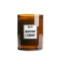 L:A Bruket Grapefruit Scented Candle 260ml