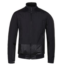 BOSS Jonn Black Technical Jacket