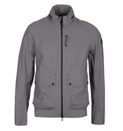 Belstaff Drift Grey Blouson Jacket
