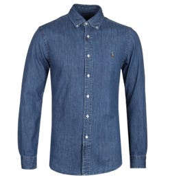 Polo Ralph Lauren Classic Fit Chambray Shirt