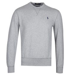 Polo Ralph Lauren Crew Grey Sweatshirt