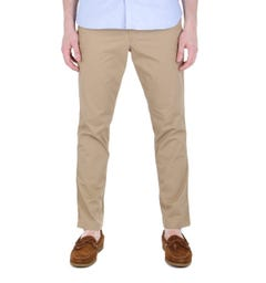 Polo Ralph Lauren Classic Fit Beige Trouser