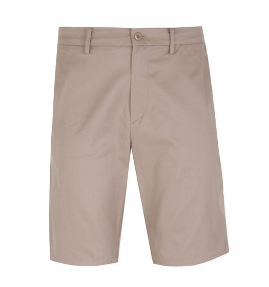 Fred Perry Classic Warm Stone Twill Shorts