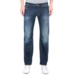 Diesel Larkee Regular Fit Dark Blue Denim Jeans