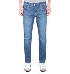Levi's 551 Slim Fit Stretch Light Blue Wash Denim Jeans