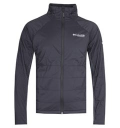 Columbia Alpine Titanium Black Traverse Jacket