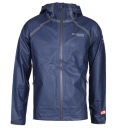 Columbia Ex Reign Outdry Navy Jacket