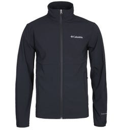 Columbia Heather Canyon Black Jacket