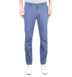 NN07 Marco 1400 Blue Slim Fit Chinos