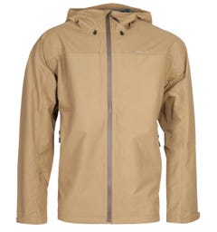 Filson Swiftwater Dark Tan Rain Jacket