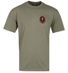 Filson Outfitter Graphic Burnt Olive T-Shirt