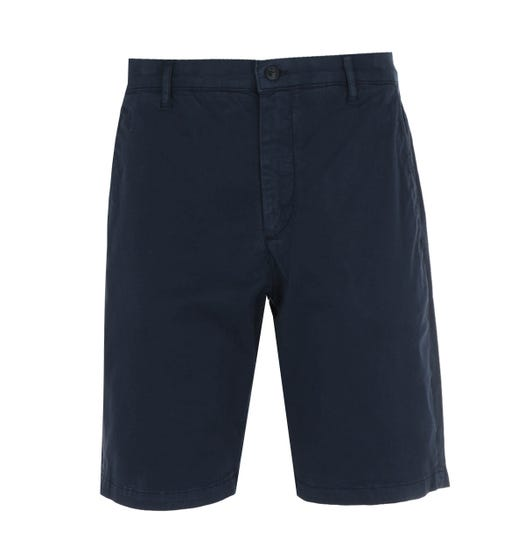 NN07 1004 Regular Fit Navy Crown Shorts